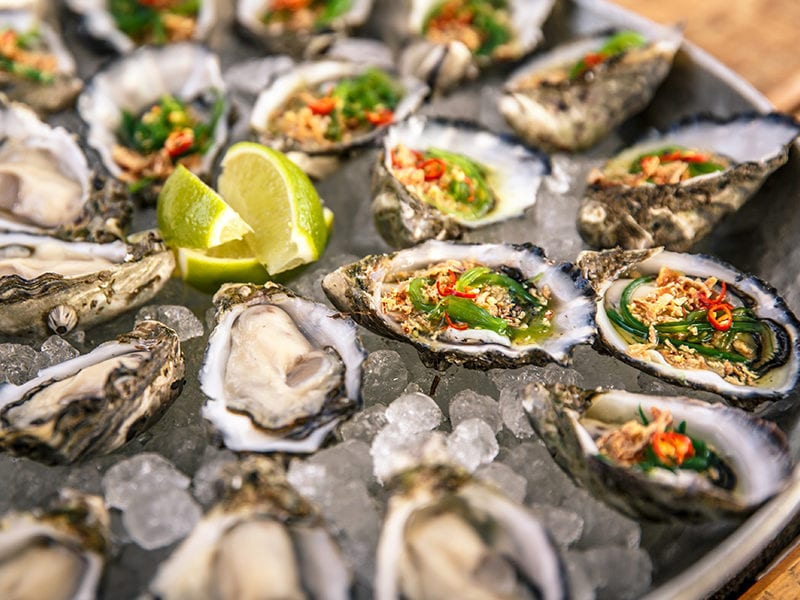 Coffin Bay Oysters CR SATC 137680