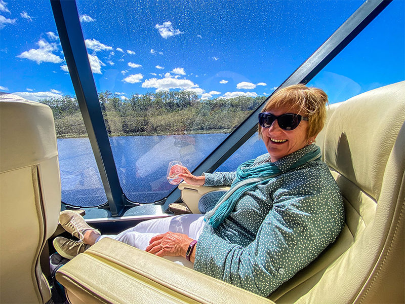 Gordon River Cruise Interior CR KA Jake Barden