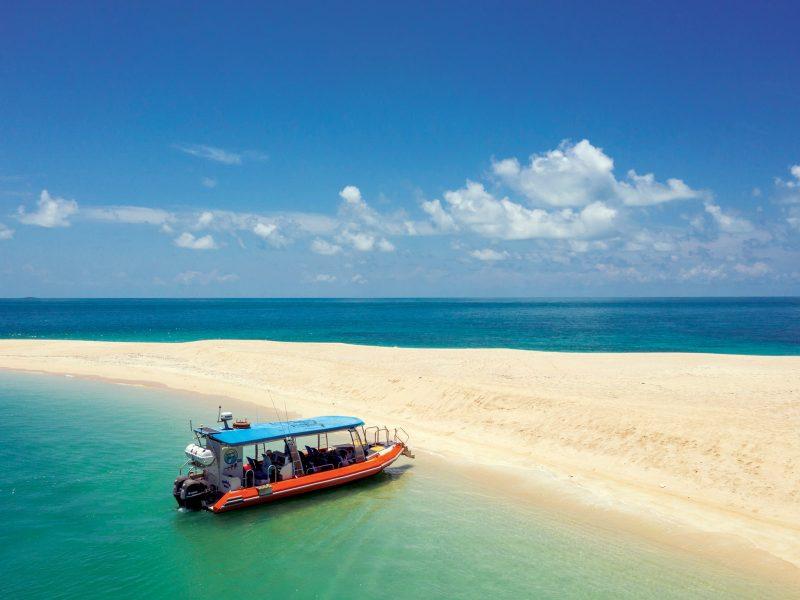 H Bremer Island Banubanu Beach Retreat CR Tourism Australia