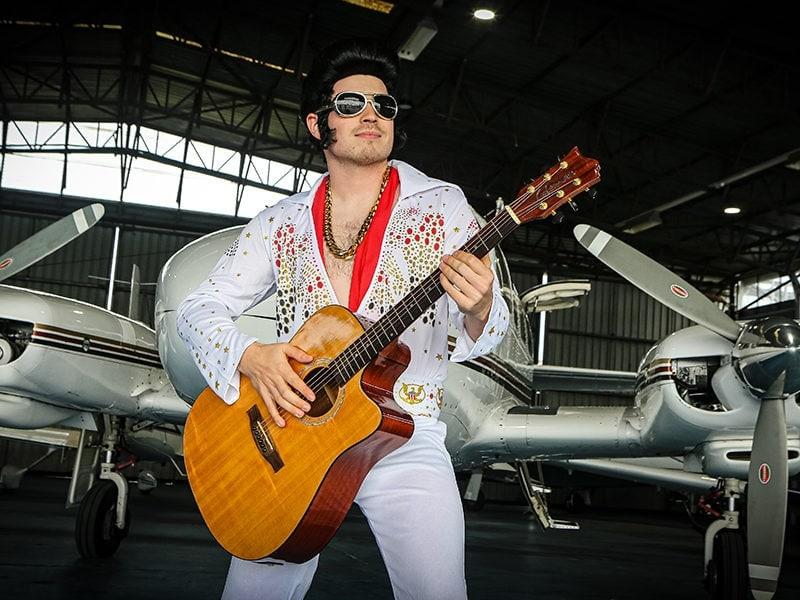 Jake As Elvis