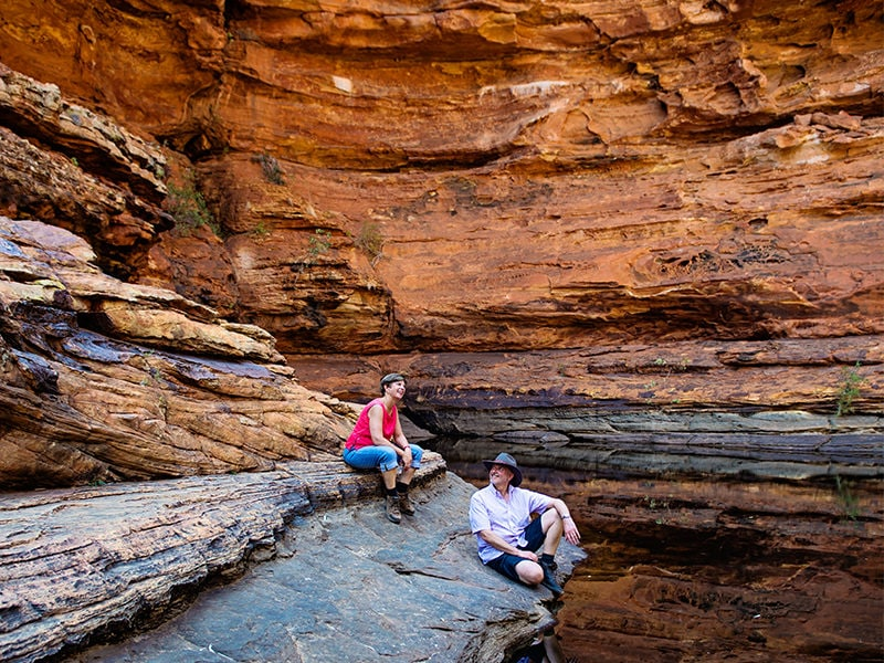 Kings Canyon CR Matt Cherubino