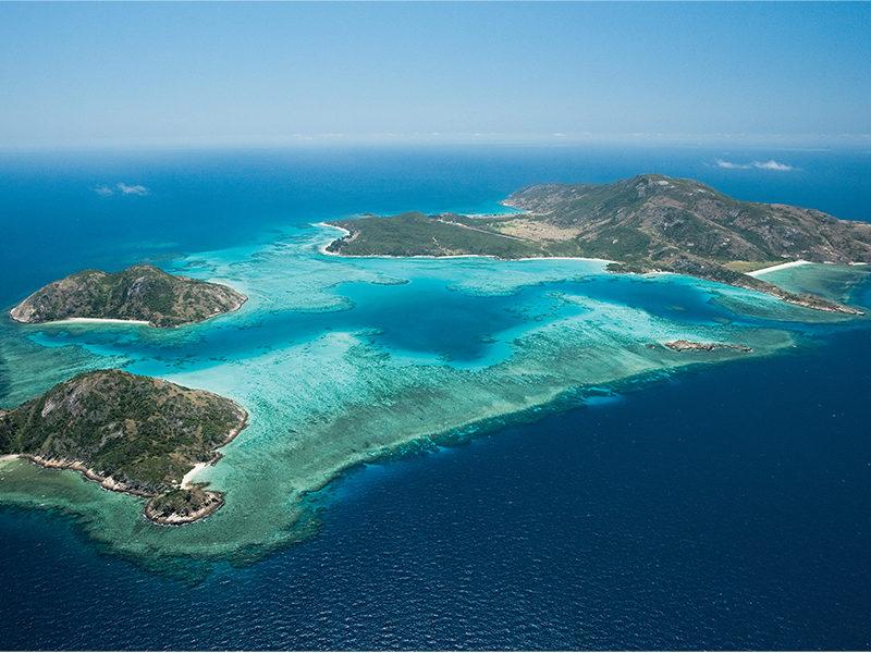 Lizard Island CR TEQ