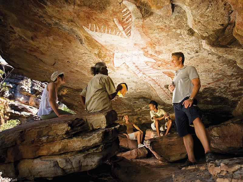 Mt Borradaile Arnhemland NT CR Tourism Australia