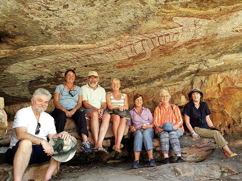Mt Borradaile Serpent Kirkhope Group With Keith