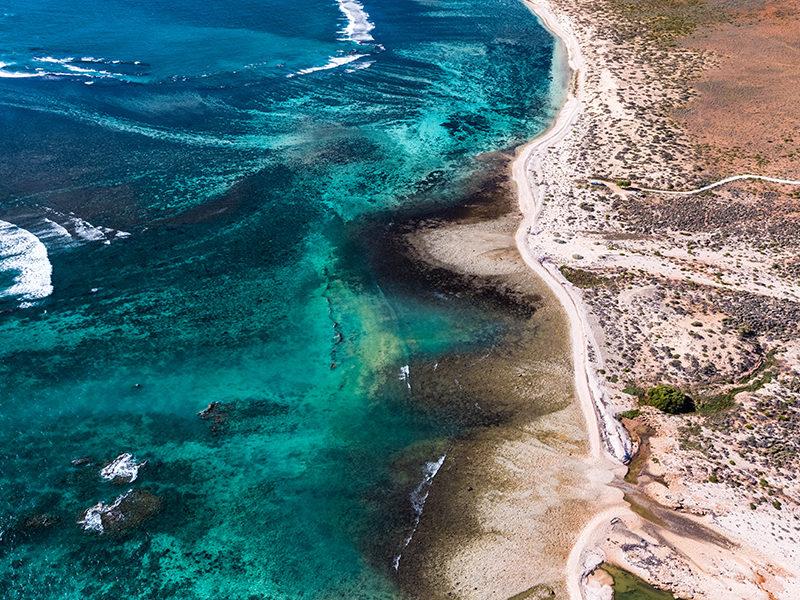 Ningaloo Reef CR Tourism Australia