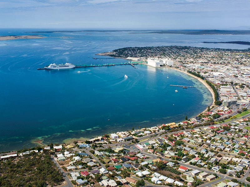 Port Lincoln - Photo by SATC