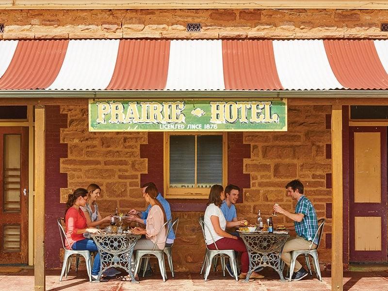 Praire Hotel 1260993 3