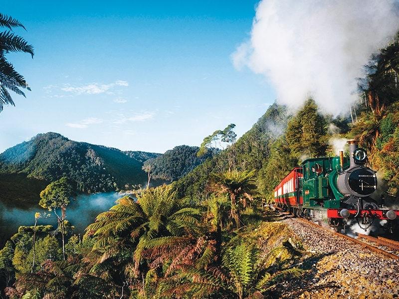West Coast Railway CR Nick Osborne