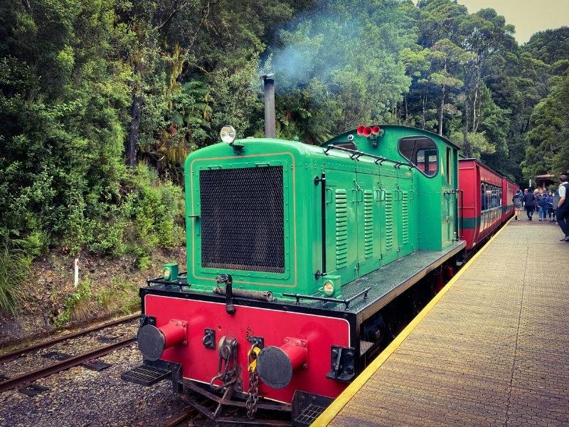 Wilderness Railway