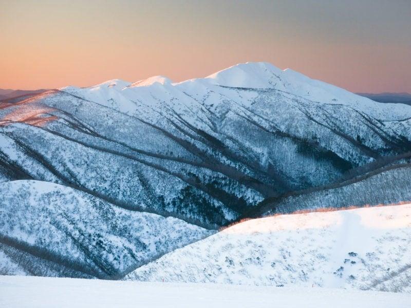 Mt Feathertop